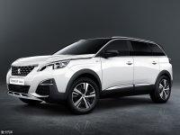 明年就国产 标致7座中型SUV 5008官图