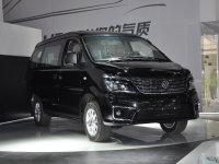 又一个新/老同售车型 全新菱智十月上市