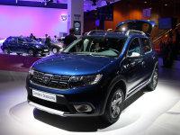 Dacia新款Sandero Stepway巴黎车展发布