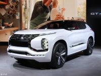 2016巴黎车展:三菱GT-PHEV概念车发布