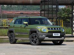 预售10-14万 北京BJ20将于今晚正式上市