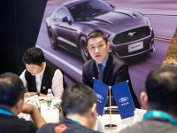 2016南京车展专访福特中国市场总监陈晖