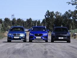 F-PACE/Macan GTS/X4 M40i对比评测(上)