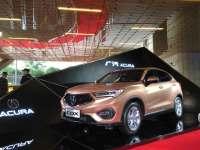 广汽讴歌CDX AWD四驱上市 售27.98万起