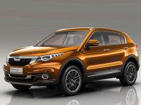 新款观致5 SUV上市 售价13.99-19.49万