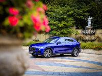 爱卡SUV专业测试 玛莎拉蒂Levante 3.0T