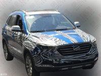 一汽奔腾X40路试谍照曝光 定位小型SUV