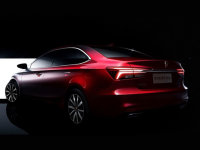 荣威全新车型预告图发布 广州车展亮相