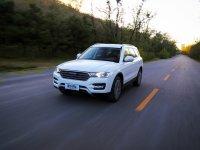 爱卡SUV专业测试 蓝标哈弗H7L 尊贵型
