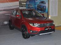 森雅R7自动挡下线 将广州车展正式上市