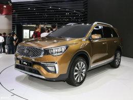 东风悦达起亚新车规划 KX7明年3月上市