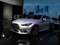 2016广州车展:英菲尼迪新Q60正式发布