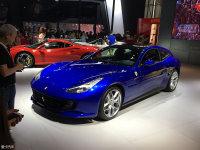 2016广州车展:法拉利GTC4Lusso T上市