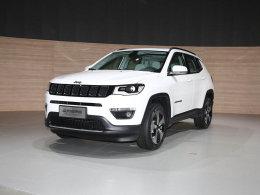 SUV档案揭秘(16) 新Jeep指南者改头换面