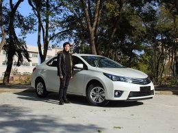 小排量涡轮发动机新星 丰田车主聊1.2T