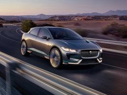 触手可及的未来 解析捷豹I-PACE概念车