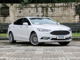 2017款蒙迪欧广州车展上市 售17.98万起