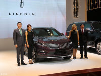 林肯新款MKC广州车展上市 售29.88万起