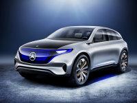 EQ概念车是亮点 奔驰广州车展新车阵容