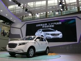 2016广州车展:圣达菲增多款车7.18万起