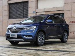 周末车闻:科雷傲再向SUV市场发起挑战