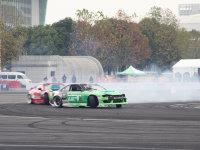 走近零元素车队 领略中国汽车飘移比赛