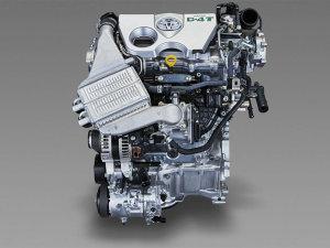 省油且有劲的丰田1.2T发动机