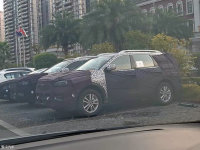 不是索兰托 国产起亚KX7广州车展发布