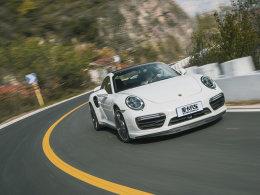 爱卡享受驾驶 911 Turbo德国式无懈可击