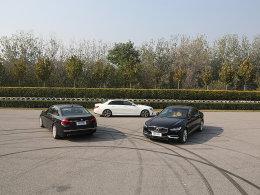 温文尔雅 豪华品牌中大型车对比设计篇