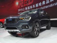 哈弗H2S广州车展上市 搭载1.5T发动机