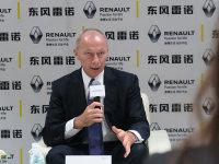 专访雷诺集团COO:未来重点布局新能源