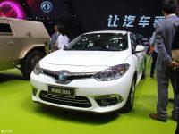 明年上市 东风雷诺明年推首款电动轿车