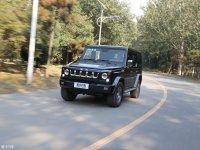 爱卡SUV专业测试 北京汽车BJ80自动版