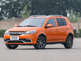 吉利将推小型SUV 金刚同平台/明年上市