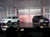 预售17万元起 国产Jeep全新指南者发布