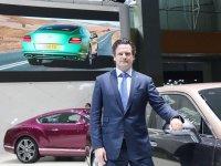 专访安睿轲 SUV是宾利汽车在华的亮点
