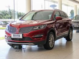 林肯新款MKC将于广州车展上市 新增2.3T