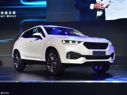 SUV咋这么多 广州车展中国品牌首发新车
