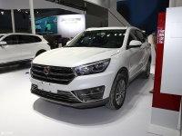 汉腾X5广州车展发布 将明年上半年上市