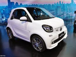 2016广州车展:smart新车型售22.8万起