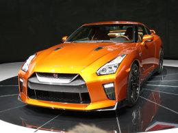 新款GT-R广州车展国内首发 战斗力升级
