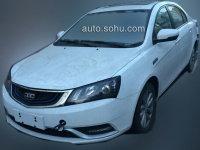 油耗4.9L/100km 帝豪混动广州车展发布