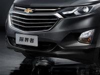 雪佛兰Equinox定名探界者 广州车展首发