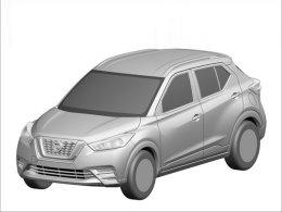 日产小型SUV申报图 逍客都买不起就等它