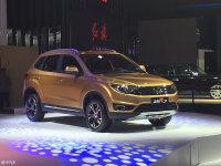 森雅R7自动挡广州车展上市 售7.89万起