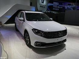东风风行景逸S50广州发布 增2.0L车型
