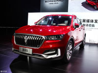 宝沃BX5推混动版车型 将于明年7月发布