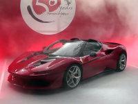 法拉利J50实车正式发布 全球限量仅10台