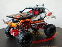 LEGO 9398——遥控四驱越野车